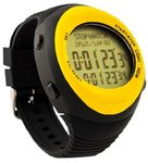 Fastime RW3 Copilote Watch - Yellow Topring Grey Display